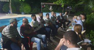 نشاط منفذية دمشق بمناسبة الثامن من تموز 2020