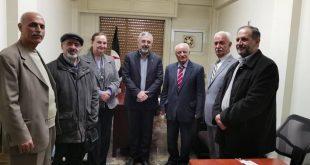 القومي الاجتماعي يلتقي الشيوعي السوري الموحّد