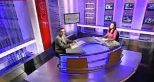 """مقابلة رئيس الحزب على محطة """"الجديد"""" تاريخ 5 أيار 2011"""