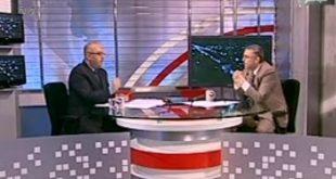 مقابلة حضرة الرئيس على قناة الفضائية السورية في 24-7-2012