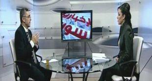 مقابلة حضرة الرئيس على الاخبارية السورية في 13-8-2012