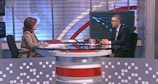 مقابلة حضرة الرئيس على الفضائية السورية في 1-9-2012