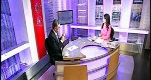 مقابلة حضرة الرئيس على قناة الجديد في 17-10-2012
