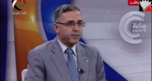 مقابلة حضرة الرئيس على قناة الاخبارية السورية في 6-11-2013
