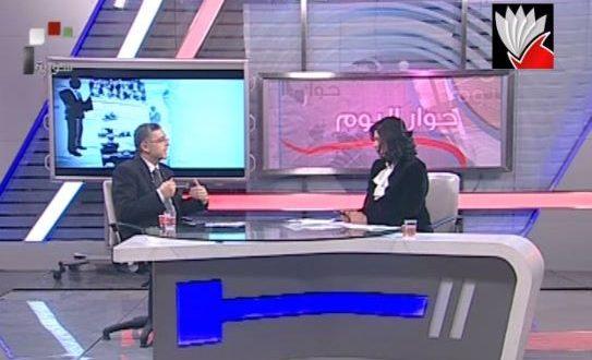 مقابلة حضرة الرئيس في 14-1-2015 على الفضائية السورية