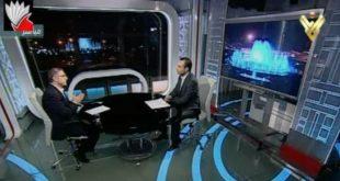 مقابلة حضرة الرئيس على قناة المنار في 16-8-2015