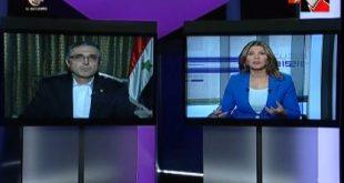مقابلة حضرة الرئيس على قناة الميادين في 17-8-2015